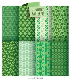 Set 8 Fundo do St. Patrick