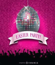 Easter nightclub party