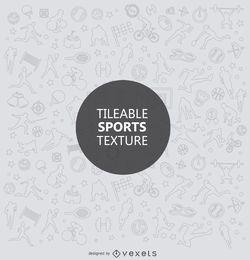Textura de esportes tileable