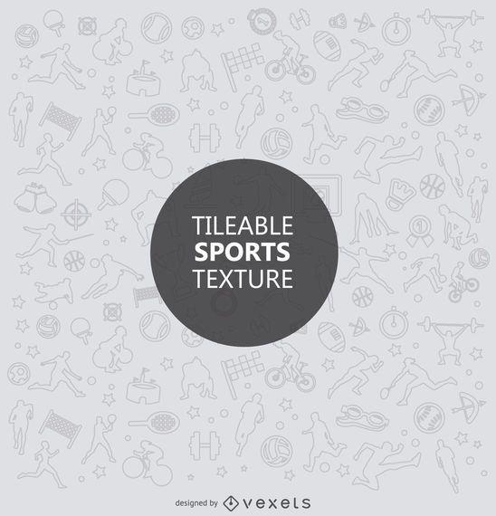 Tileable sports texture