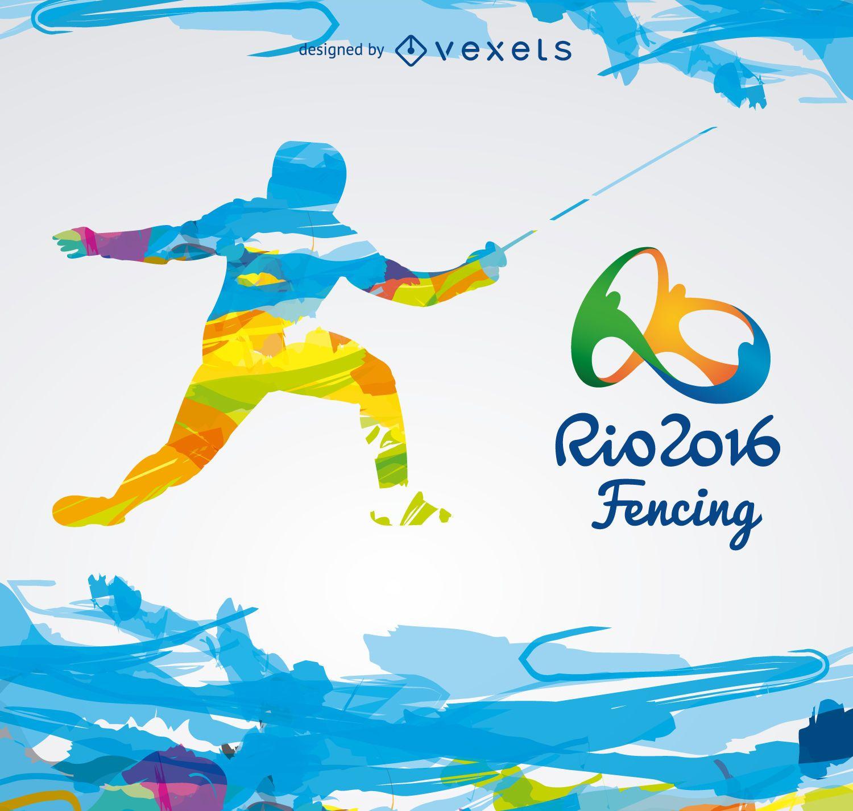 Olympics Rio 2016-Fencing