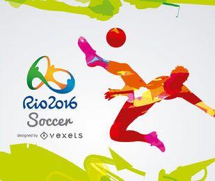 Olympiade Rio 2016-Fußball