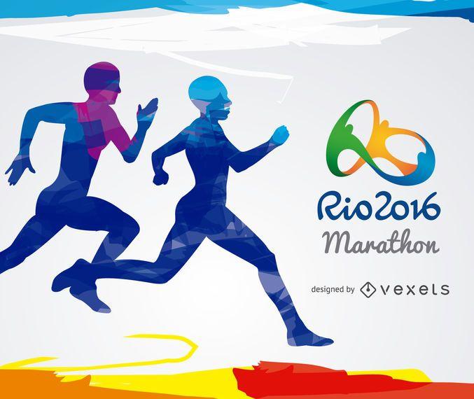 Olimpíadas Rio 2016 - Maratona