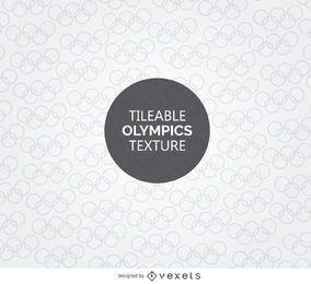 Tileable símbolo olímpico textura