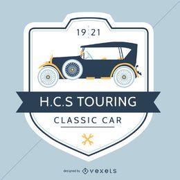 Insignia de coches antiguos