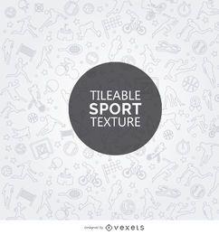 Textura de deporte enlosables