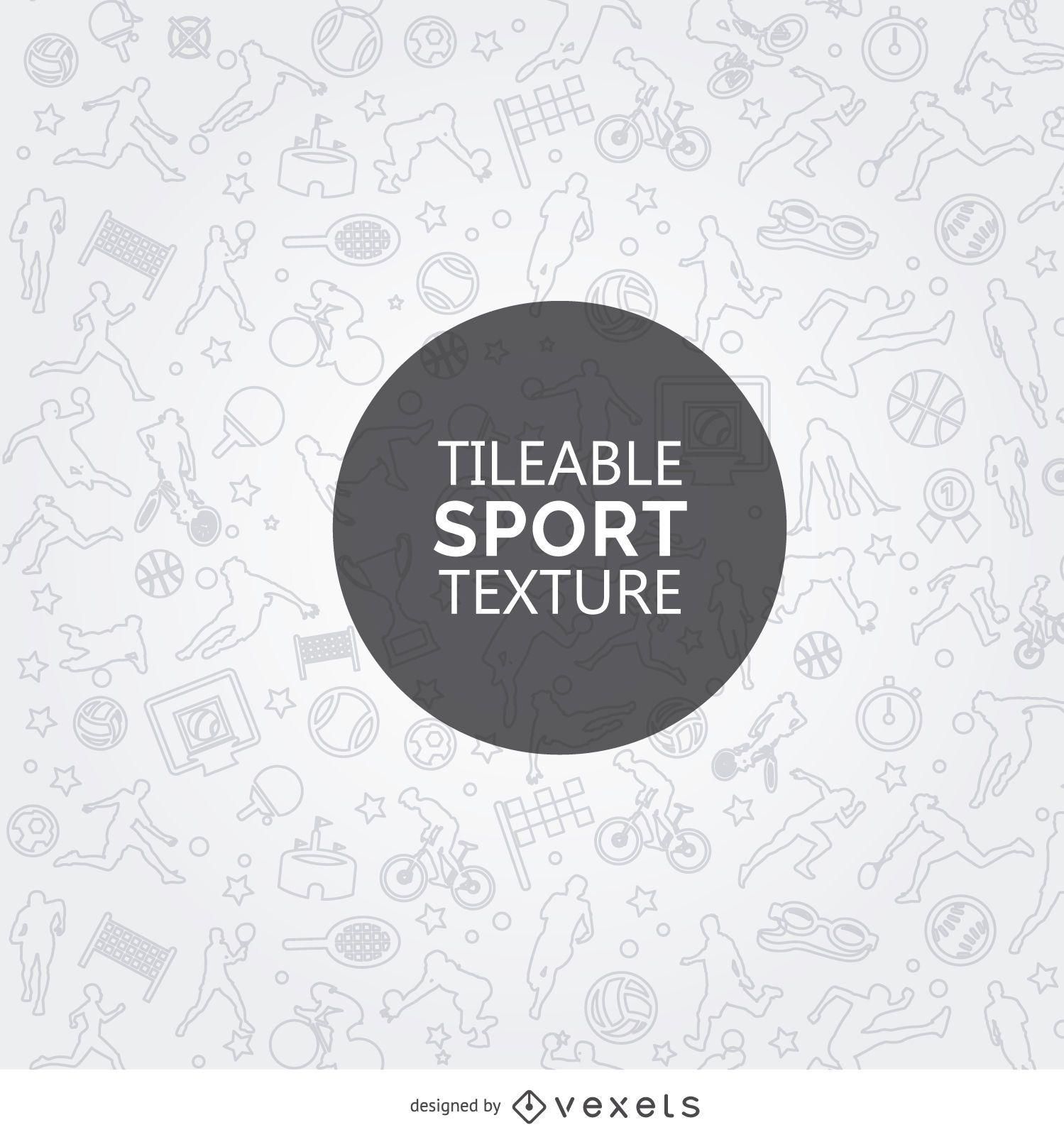Tileable sport texture