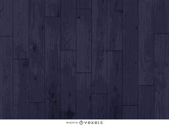 Textura de madeira azul escuro