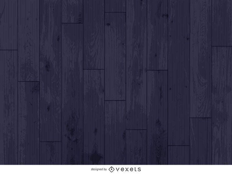 Textura de madeira azul escura