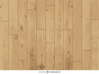 Leichte Holzstruktur