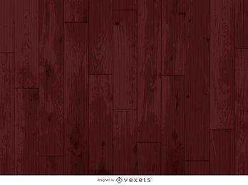 Roter hölzerner strukturierter Hintergrund