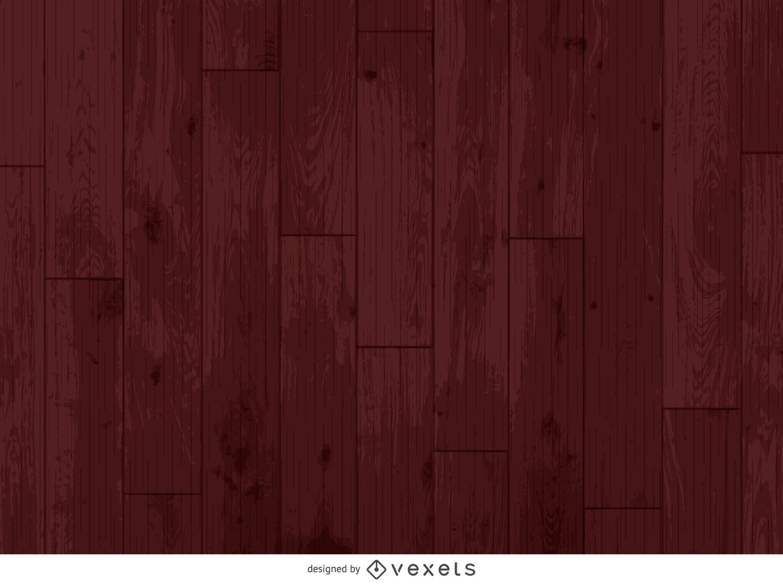 Madera De Color Rojo Con Textura De Fondo