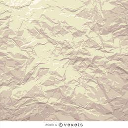 Grunge zerknittertes Papier