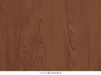 Dunkelbraune Holzstruktur