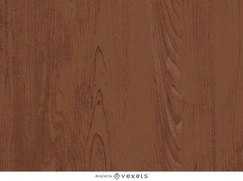 Textura de madeira marrom-escura