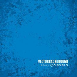 Blauer grunge Hintergrund