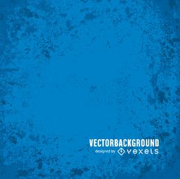 Telón de fondo azul grunge