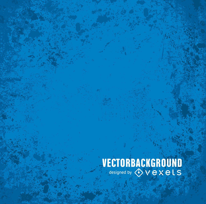 Blue grunge backdrop