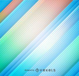 Diagonale Linien Textur in Pastelltönen