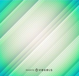 Pastel green linear background