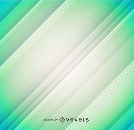 Pastellgrüner linearer Hintergrund