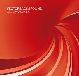 telón de fondo rojo con ondas abstractas