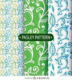 Pasley Hintergrund eingestellt