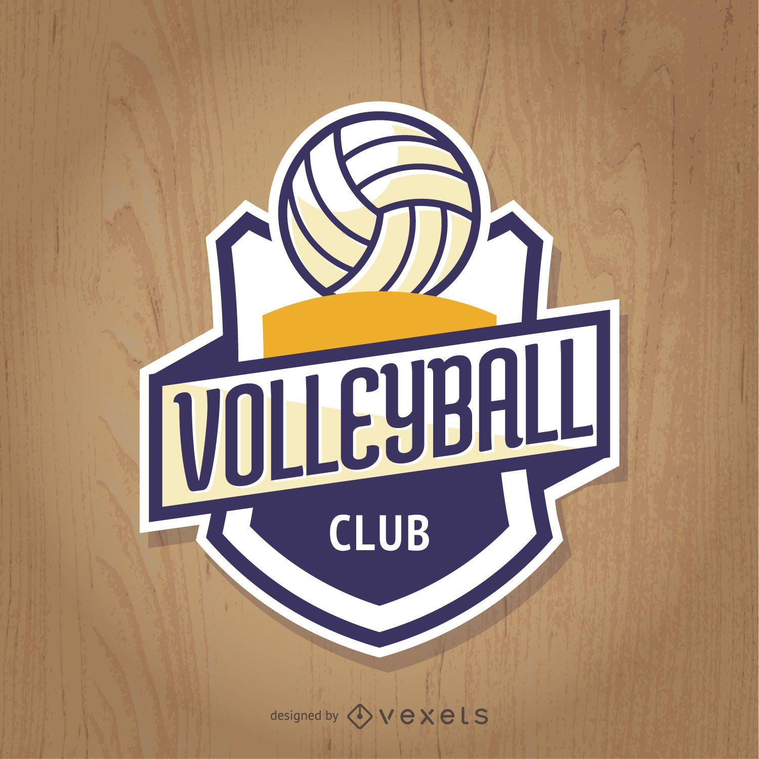 Volleyball Club Insignien