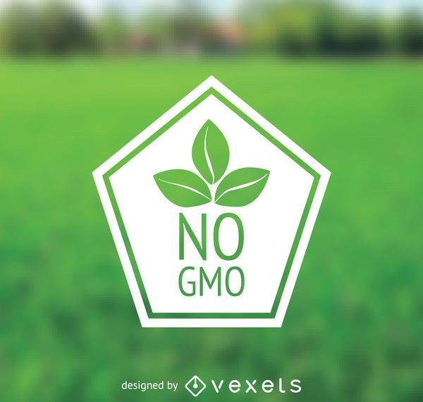 No GMO badge