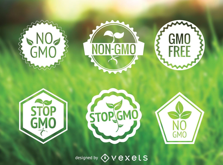 Kein GVO-Etikettsatz