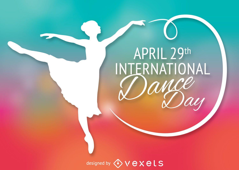 International Dance Day Vector Download