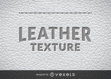 Textura de couro realista