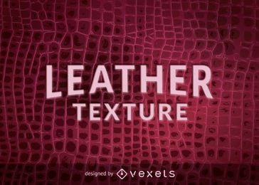 Natural crocodile leather texture