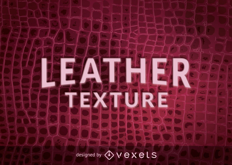 Natural crocodile leather texture