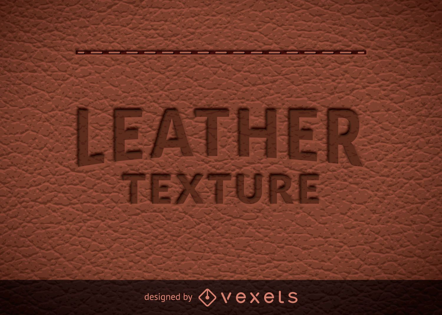 Natural Leather Texture Vector Download