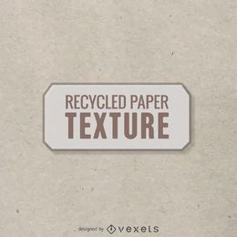 Recyclingpapier Textur