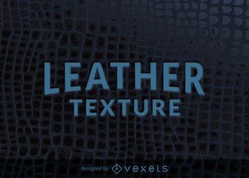 Textura de couro réptil