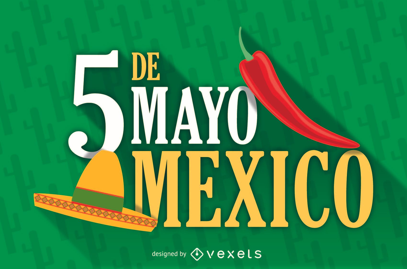 Mexico 5 de mayo poster