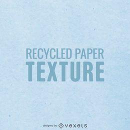 Textura de papel reciclada