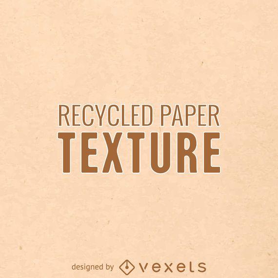 Fondo de textura de papel reciclado