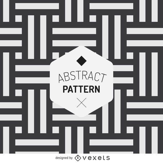 Patrón de rayas abstractas