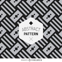 Abstraktes nahtloses Muster