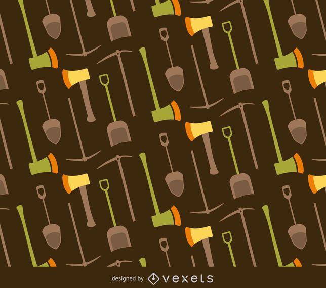 Werkzeug endlose Muster