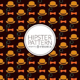 Hipster-Elemente-Muster