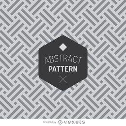 Padrão abstrato geométrico