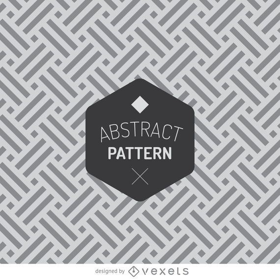 Patrón abstracto geométrico