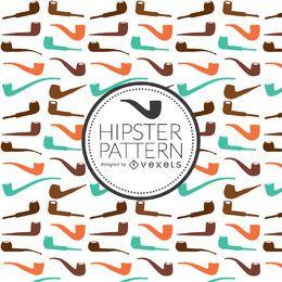 padrão de tubulação Hipster