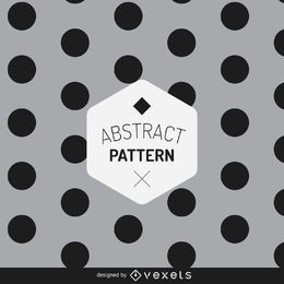 Dots pattern backdrop
