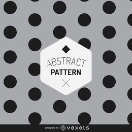 Pano de fundo com padrão de pontos