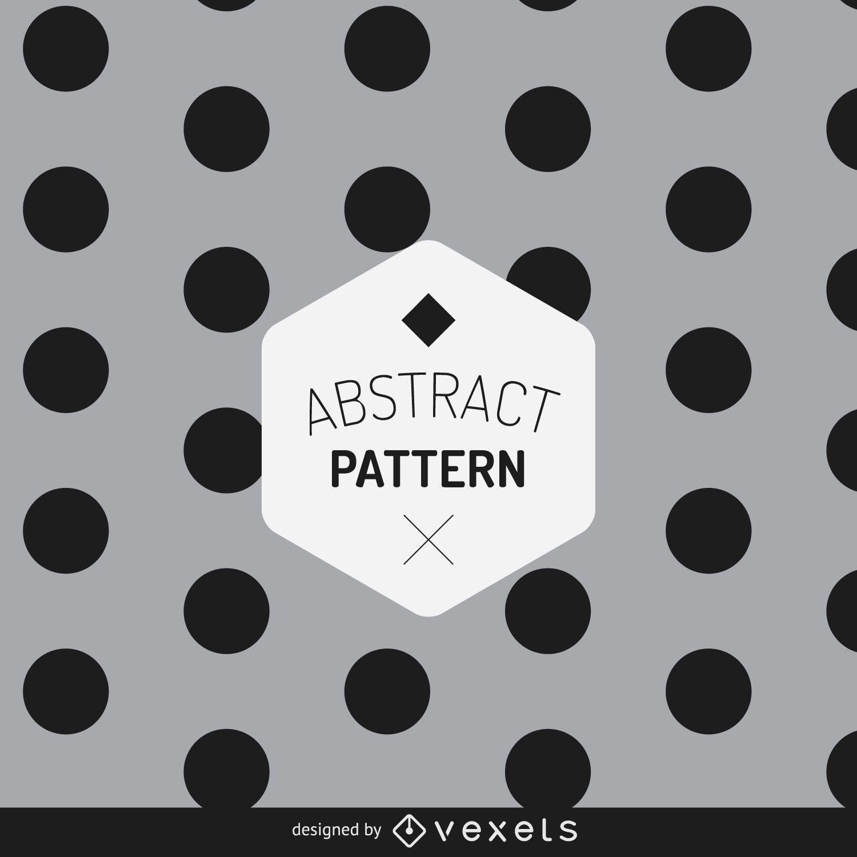 Dots pattern backdrop